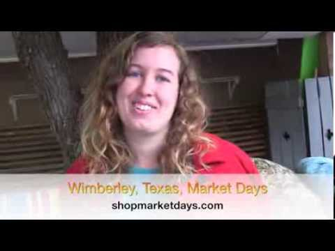 Wimberley Market Days, Blooper Interview