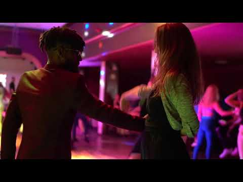 Oksana & Walter in Social dances at PZC2019 ~ Zouk Soul