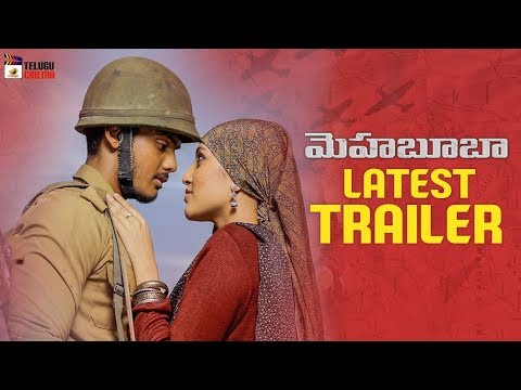 Mehbooba LATEST TRAILER | Akash Puri | Neha Shetty | Puri Jagannadh | Charmi | Mango Telugu Cinema