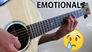 4 Emotional Fingerstyle Guitar Songs (Sad Acoustic Guitar)