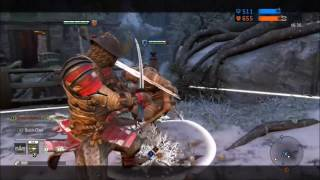 High Tier Revenge builds Break the Game - Perfect Example [For Honor]