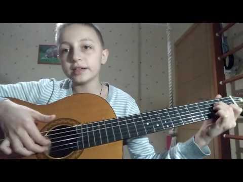 Самая лёгкая мелодия на гитаре