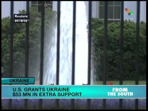 Obama reiterates support for Ukraine