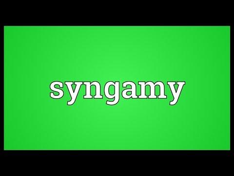 Header of syngamy