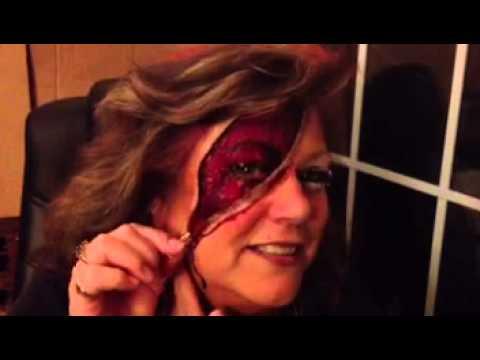 Zipper Face Makeup Zipper Face Video