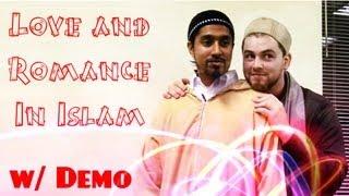Love & Romance in Islam ᴴᴰ ┇ EXTREMELY FUNNY ┇ Br. Abdel Rahman Murphy ┇
