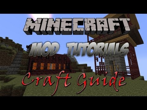 Minecraft 1.4.6 - How To Install The Craft Guide Mod