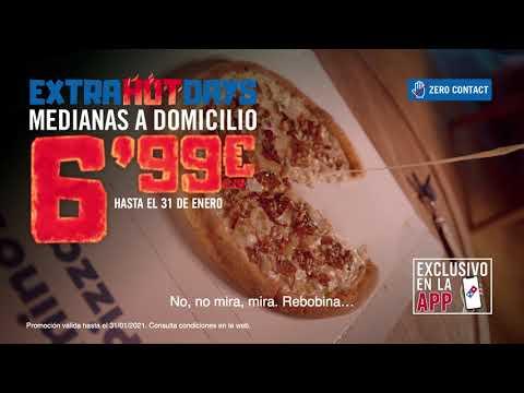 Domino´s Pizza lanza su primera promoción del año