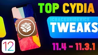Top iOS 11.3.1 - 11.4 Jailbreak Tweaks! FINAL LIST (Electra 2018): Pre iOS 12 Jailbreak