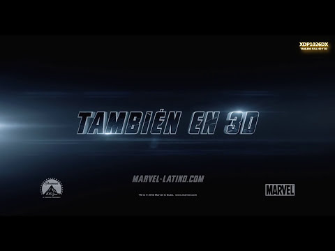 Los Vengadores ~ Trailer Final Español Latino ~ FULL HD