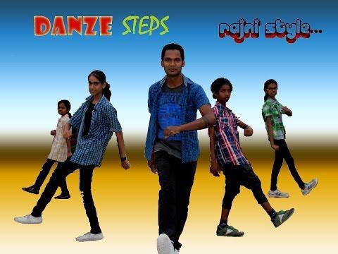 South Indian Dance Rajni Style video