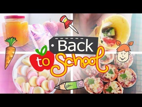 ИДЕИ ДЛЯ ЗАВТРАКА | Школьные Рецепты ♥ НИКАКИХ СМУЗИ! By Lilimon