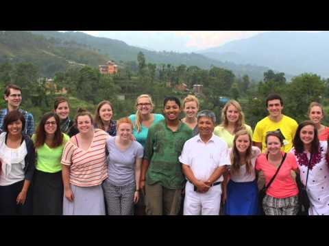 UW- Madison Global Health Study Abroad - Nepal 2014