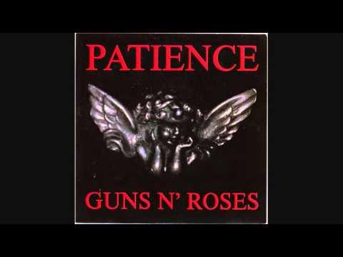 patience guns n roses