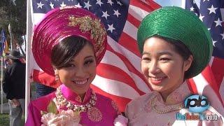 Người Việt khắp nơi chúc Tết cho nhau nhân dịp Xuân Bính Thân 2016