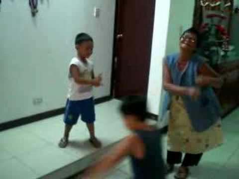Kenzo Teban And Nanay Toniya video