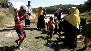 Rohingya Tell Horror Stories of Rape, Killings by Burmese Army