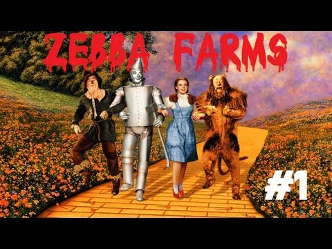 Custom Zombies - NEW Map Zebba Farms: SpiderBite Ale HAS BEEN FOUND!!! (Part 1)