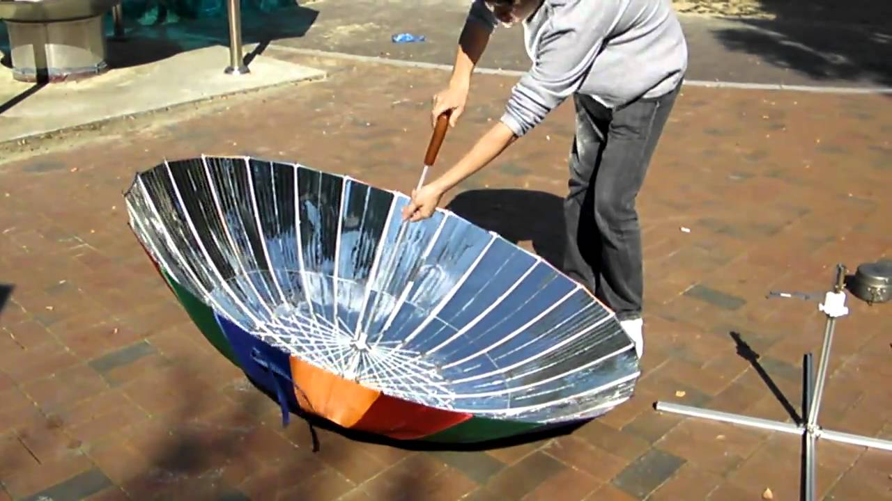 Solar cooker youtube for How to build a solar oven for kids