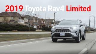 2019 Toyota Rav4 Limited Review - Better, Much better! [4K]