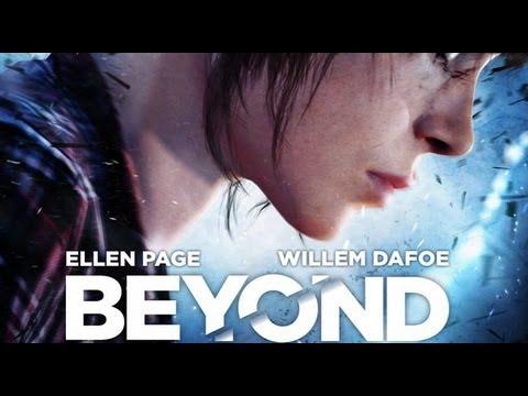 Beyond: Two Souls - Ending Cutscenes & Credits - Full 1080p HD {Life, Jay}