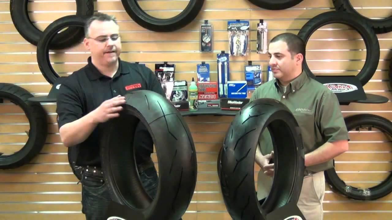 pirelli sport bike motorcycle tire buyers guide feat. Black Bedroom Furniture Sets. Home Design Ideas