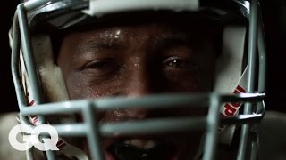 NFL Players' Concussion PSA: Be Man Enough to Admit When You're Hurt | GQ Sports