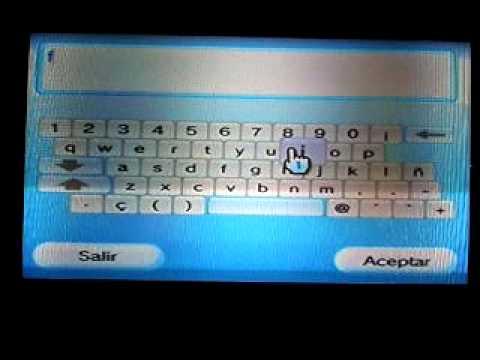 Tutorial Como conectar la Wii a internet wi fi sin problemas