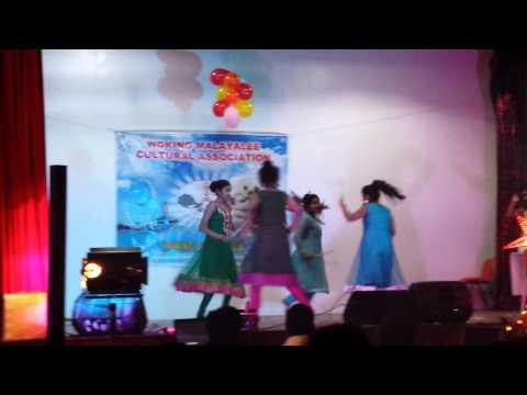 dum dum dooreyetho group dance - WMCA XMAS 2013