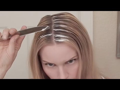 How to HIGHLIGHT Your Hair WITH A KNIFE - WHAT? Tutorial   skip2mylou