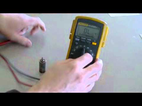 How To Test Lawn Mower Condenser When Troubleshooting Lawn Mower Electrial Problem
