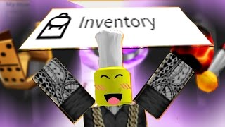 WHAT'S INSIDE MY ROBLOX INVENTORY?!