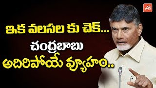 Chandrababu Master Plan On Party Changings | Amanchi | Avanthi Srinivas | YSRCP
