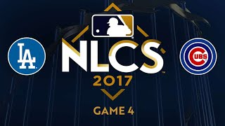 Baez belts two homers as Cubs force Game 5: 10/18/17 by : MLB