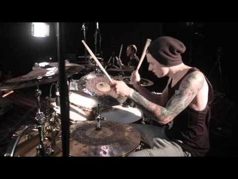 Luke Holland ft. Sam Applebaum - Veil of Maya - Mikasa Dual Drum Cover thumbnail