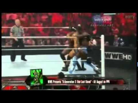 Kofi Kingston And Evan Bourne Win Tag Team Championships