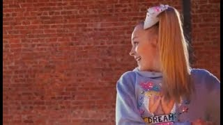 "Jojo Siwa & Guy Groove dancing on "" Sucker "" by The Jonas Brothers"