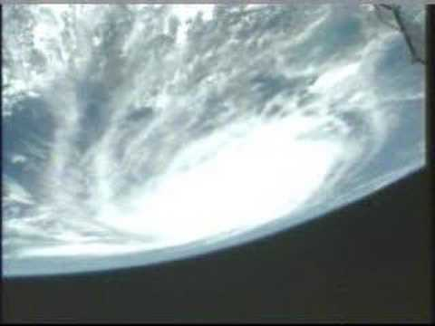 'Holy Smokes' Hurricane Dean from Space