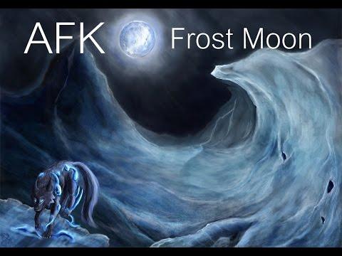 Как сделать призывалку морозной луны