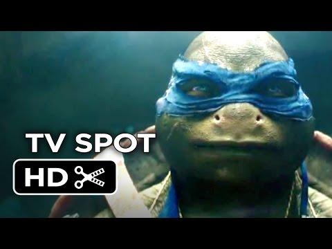 Teenage Mutant Ninja Turtles TV SPOT - Leonardo Wednesday (2014) - Ninja Turtle Movie HD