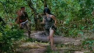 Anushka Shetty hot running photoshoot in rudramadevi