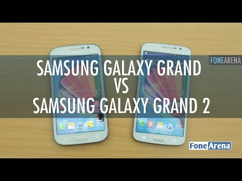 Samsung Galaxy Grand 2 Vs Galaxy Grand Duos