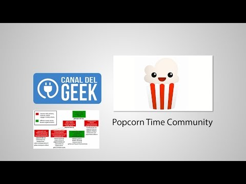 Popcorn Time Community MARZO 2016 ¿QUÉ VERSIÓN ES LA BUENA? EVITAR LOS FAKES - FUNCIONA