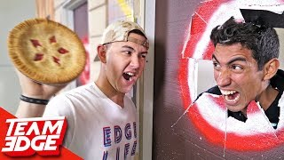 Don't Smash Your Head Through the Wrong Wall!!