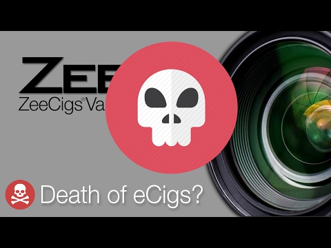 The Death of Electronic Cigarettes as We Know It.  Vapor eCigarettes MODS eCigs