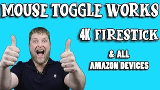 💥  Install Mouse Toggle On 4K Fire Tv Stick  💥   ⭐ Works On All Amazon Devices ⭐