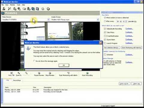 Lanagent webcam 3