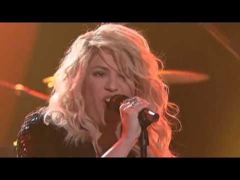 Shakira, Usher, Adam Levine, Blake Shelton - Come Together
