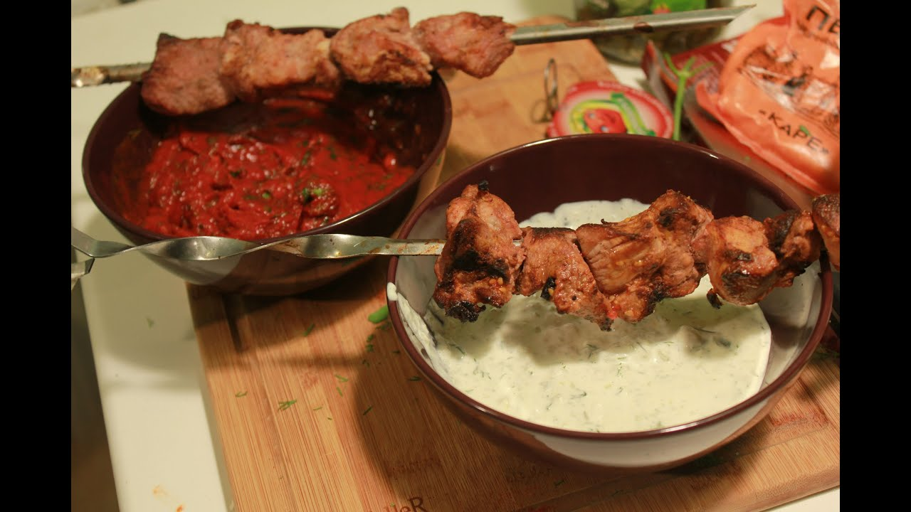 Томатный соус для шашлыка своими руками
