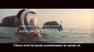Easybreath - Adem onder water zoals erboven